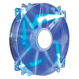 CoolerMaster Fan R4-LUS-07AB-GP 200mm Mega Flow LED Blue 700RPM