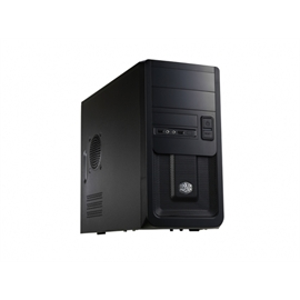 CoolerMaster RC-343-KKN1 ELITE 343 mATX Mini-Tower No PS 2/1/(5)