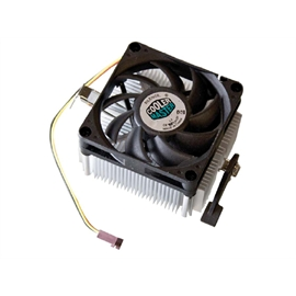 CoolerMaster Fan DK9-7E52A-0L-GP Standard 65W CPU Cooler For AMD