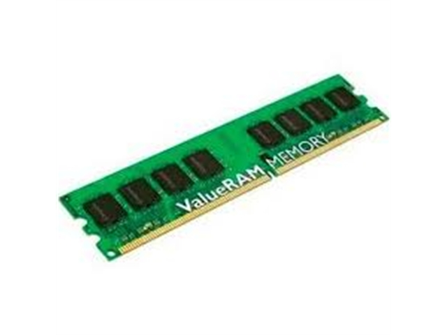 Kingston Memory KVR24N17D8/16 16GB DDR4 2400 Unbuffered Retail