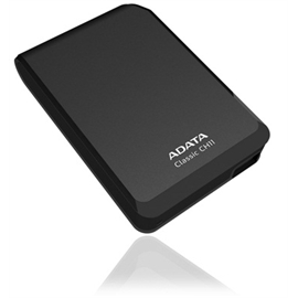 A-DATA HDD ACH11-1TU3-CBK CH11 External 1TB USB 3.0 Black Retail