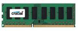 2GB Crucial CT25664BA1339 DDR3 240pin 1.5V 1333MHz NON-ECC