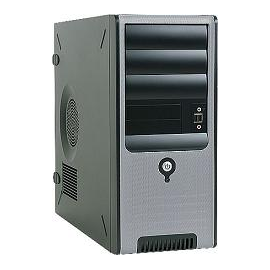 In-Win C583T.CQ350TBL ATX Mid-Tower 350W V2.2 3/2/(3) USB Audio