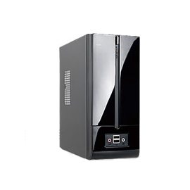 In-Win BM639.AD160TBL Mini ITX Mini-Tower 160W 1/0/(1) USB Aud