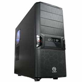 Thermaltake VL80001W2Z V3 Black Edition Mid-Tower USB Audio RTL