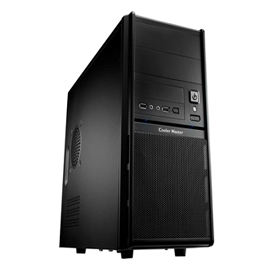 CoolerMaster Case ELITE 342 mATX MINI TOWER 400W PSU 2/1/(5) USB