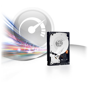 Western Digital 1TB SATA3 6Gb/s Desktop Storage 7200RPM 64MB