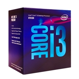 Intel CPU BX80684I38100 Core i3-8100 Boxed 6M Cache 3.6GHz LGA11