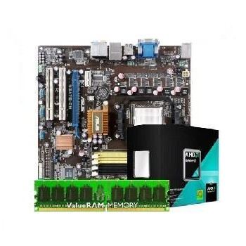 AMD Bundle #2 CPU, MOTHERBOARD, AND MEMORY